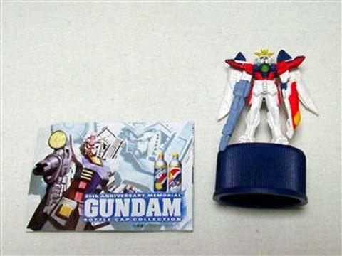 ペプシボトルキャップ ガンダム25周年(第3弾) ウイングガンダム ゼロ