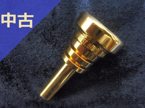 【中古コルネット・マウスピース】BEST BRASS GROOVE  CORNET 5X GP
