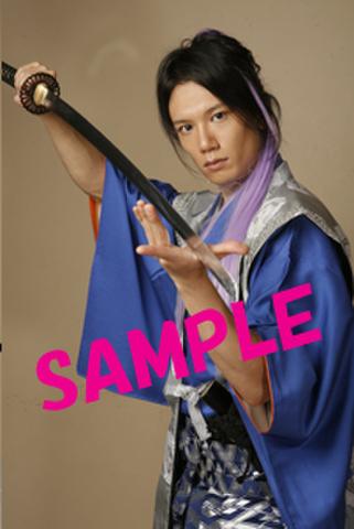 【2-21】A4版スタジオ撮影  KENN