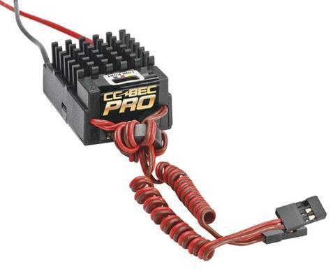 CC BEC Pro 20A レギュレーター