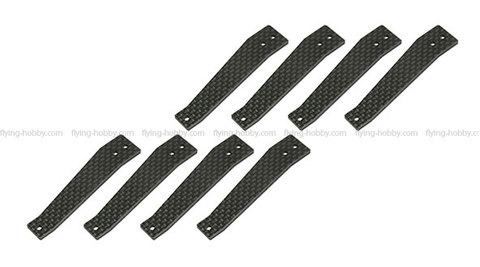 NX4 CF Landing Gear Plates 313506