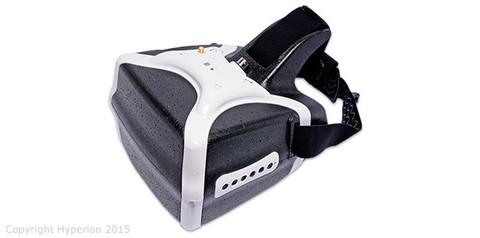 HeadPlay HD ヘッドセット FPV ゴーグル (White)
