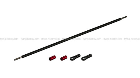 NX4 CF Tail front pushrod 313507
