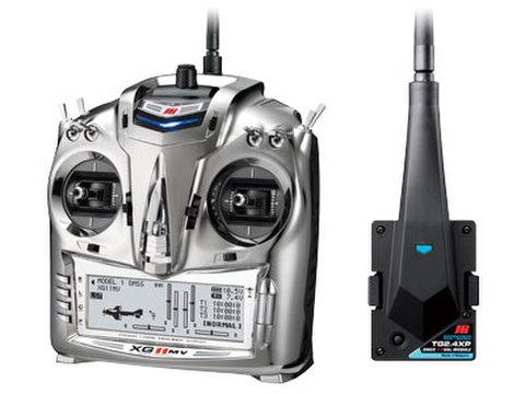 JR XG11MV DMSS  送信機のみ(電池付)