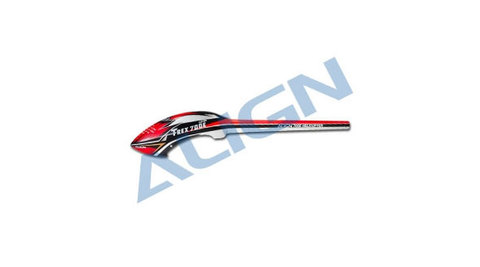 700E Speed Fuselage - Red & White Model: HF7006