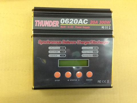 THUNDER 0620AC/DC 300W充電器