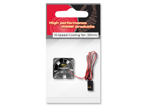 Scorpion Hi-Speed Cooling Fan (30mm)