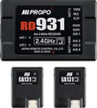 JR RD931 2.4GHz DSMJ方式受信機