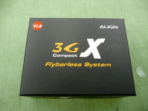 ALIGN 3GXジャイロ V3.0