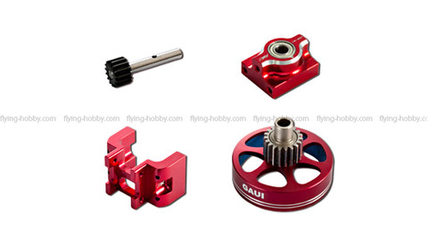 NX4 19T Upgrade Kit (Red anodized) 313108