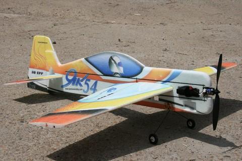 YAK54 - 1100 EPP-3D PNP 組立KIT