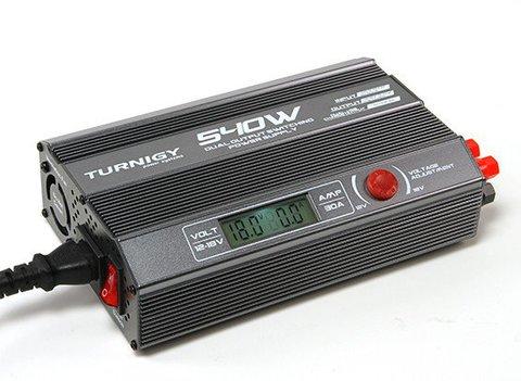 TURNIGY 12-18V 540W30A 安定化電源