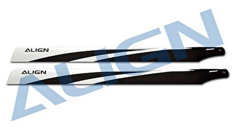 ALIGN 700 3G Carbon Fiber Blades HD700B