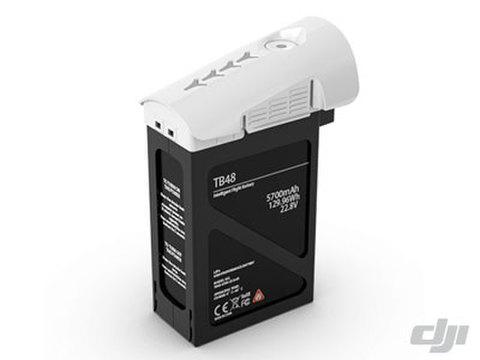 DJI INSPIRE 1-TB48 6S22.2V/ 5700mAh リポバッテリー