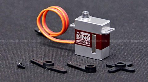 ServoKing DS-995i Digital Micro Size Tail Servo