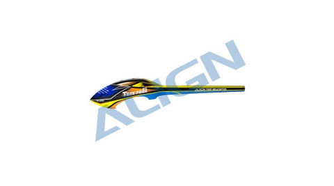 700E Speed Fuselage – Yellow & Blue Model: HF7007