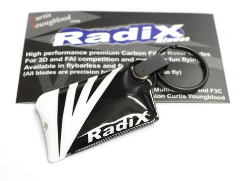 Radix LED キーチェーン