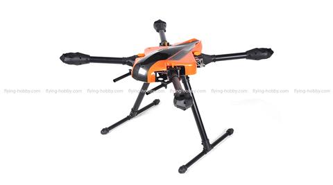 Kongcopter FQ700 Folding Quadcopter Frame Kit