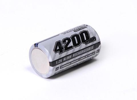 ポケブー用替え電池 サブCタイプ Nimh1.2V4200mA