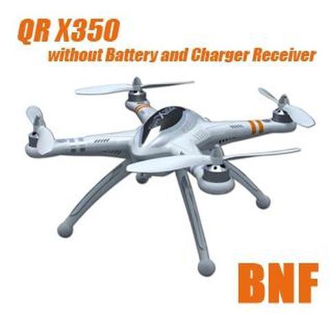Walkera QR X350 V1.2 GPS付 FPV RCクアッドコプター BNF