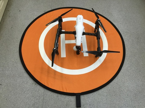 折り畳み式 ヘリパッド