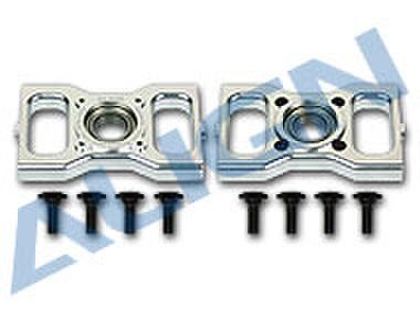 HN6068QFT メインシャフトベアリングブロック メタル製 シルバー