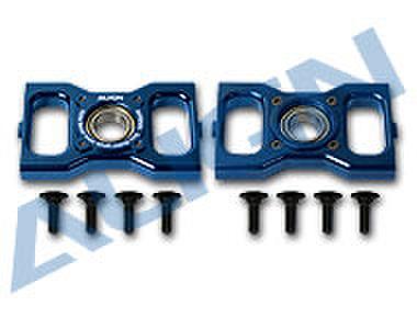 HN6068T-84 メインシャフトベアリングブロック メタル製(ブルー)
