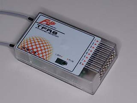 TFR8 2.4GHz受信機(双葉用)