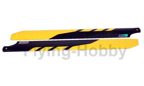RotorTech 320mm CF Blades H3201C