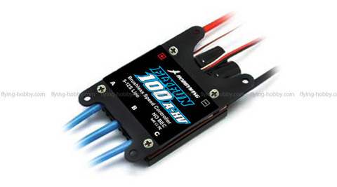 HobbyWing FlyFun 100A-HV Brushless ESC        (Version 4.1)