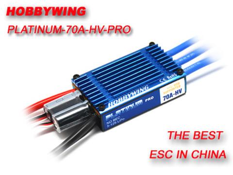 HobbyWing Platinum-70A HV PRO ESC