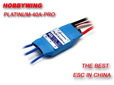 HobbyWing Platinum 40A PRO ESC