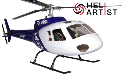 HeliArtist AS350 (ポリス)