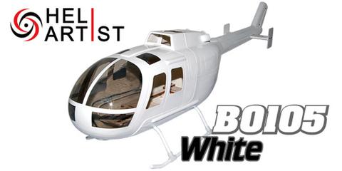 HeliArtist BO105 (ホワイト)