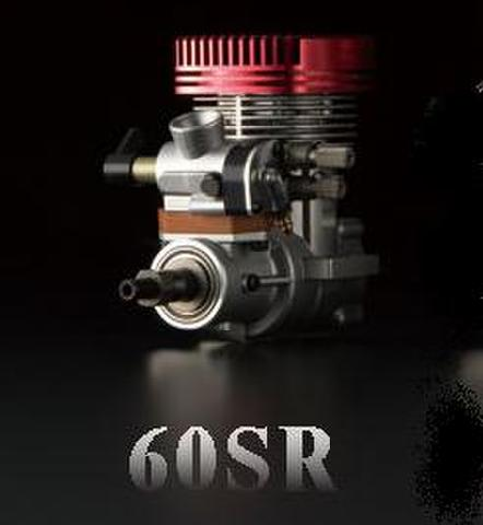 YS60SR ヘリ用エンジン