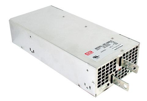 24V出力1000W安定化電源(コンセント付き)