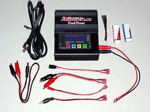 HBBY NETマルチ充電器「AC DUAL POWER」