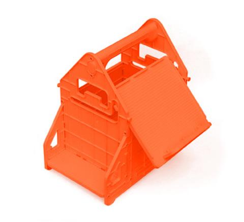 K&SピットBOX 蛍光オレンジ