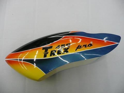 T-REX450PRO用FRPキャビン③