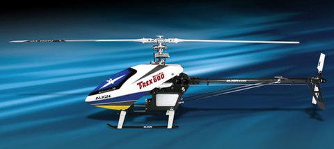 T-REX600LTD(メカ無し)機体のみ