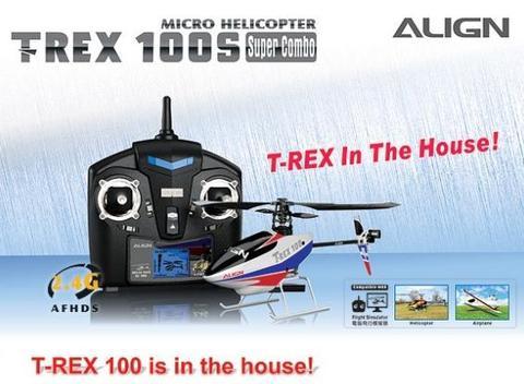 T-REX100スーパーコンボ