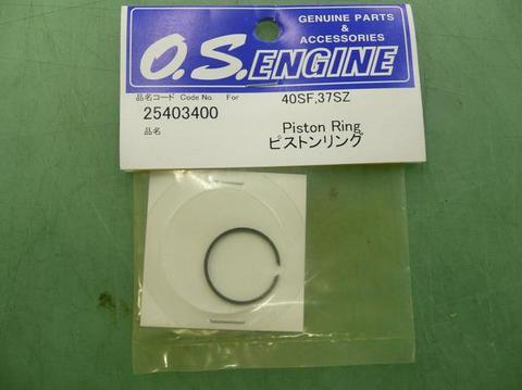 OS40SF/37SZ用ピストンリング25403400