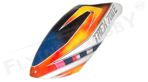 T-REX700E用塗装済みFRPキャビン①