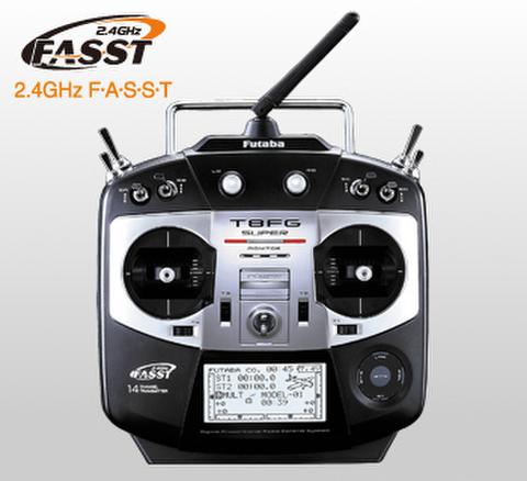 双葉8FGスーパーヘリ用送信機単品(電池付)