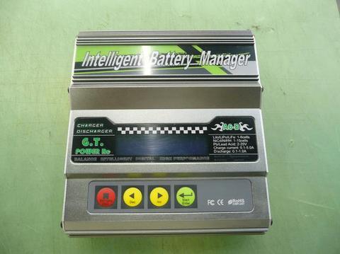 G.T.POWER DUAL AC/DC急速充電器