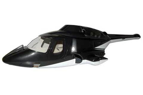 T-REX600EP用エアウルフボディ
