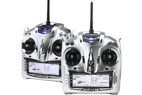 JR DSX11飛行機用送信機 単品販売