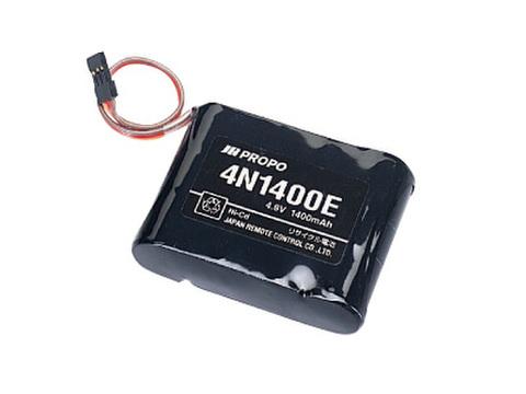 RXニッカド電池 4N1400E 受信機用バッテリー(Ni-cd)