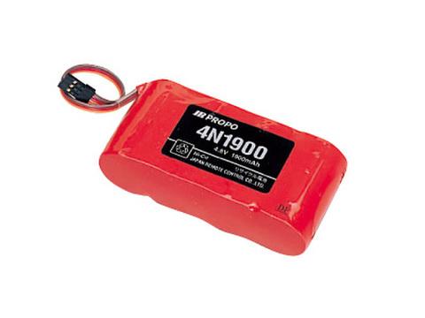 RXニッカド電池 4N1900 受信機用バッテリー(Ni-cd)