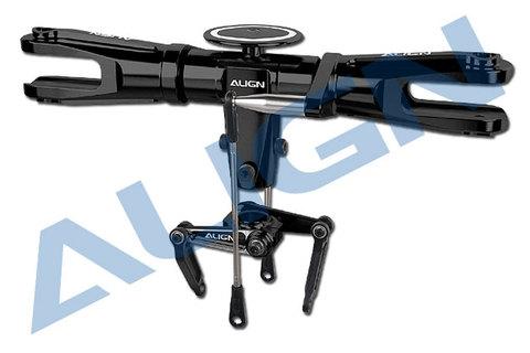 T-REX700用バーレスヘッドのみ(ブラック)